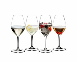 Mixing Champagne set, 4-pack